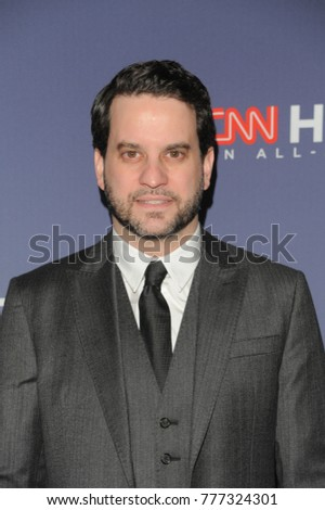 NEW YORK, NY - DECEMBER 17: Michael Nathanson attends CNN Heroes 2017 at the American Museum of Natural History on December 17, 2017 in New York City.