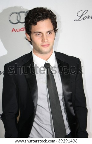 NEW YORK, NY - OCTOBER 20: Penn Badgley attends the 2009 Angel Ball on October 20, 2009 in New York City. - stock photo