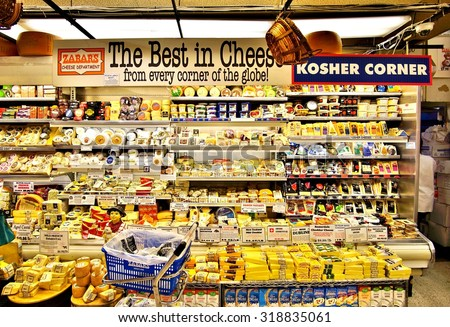 Specialty Food Stores Vancouver