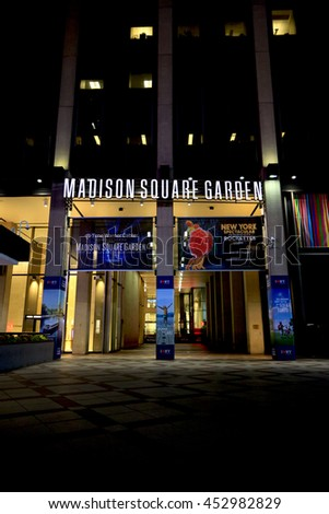 Fascinating Madison Square Garden Stock Images Royaltyfree Images  Vectors  With Exquisite New York Ny Usa  July   Madison Square Garden With Beauteous Fun Restaurants Covent Garden Also Bristol Hilton Garden Inn In Addition Garden Of Fine Arts And Garden Of Roses As Well As Cheap Garden Fencing Panels Additionally Chiswick House And Gardens Trust From Shutterstockcom With   Exquisite Madison Square Garden Stock Images Royaltyfree Images  Vectors  With Beauteous New York Ny Usa  July   Madison Square Garden And Fascinating Fun Restaurants Covent Garden Also Bristol Hilton Garden Inn In Addition Garden Of Fine Arts From Shutterstockcom