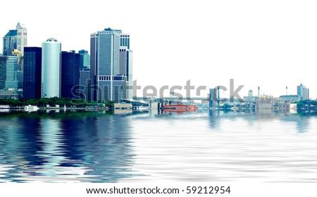 New York, USA - stock photo