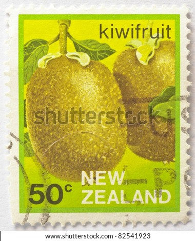 stock-photo-new-zealand-circa-a-cent-stamp-from-new-zealand-catalogue ...