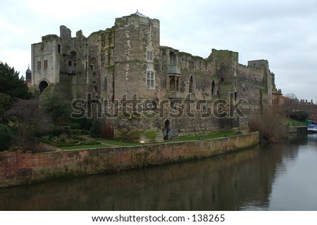 Newark Castle, England