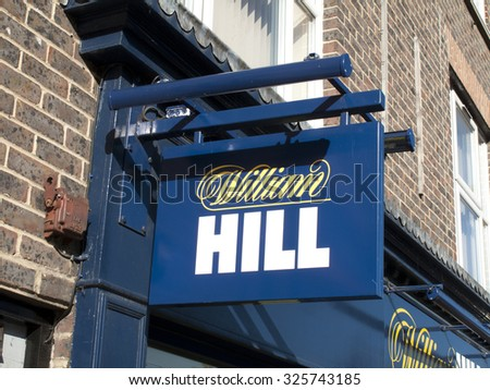 william hill bookmakers head office