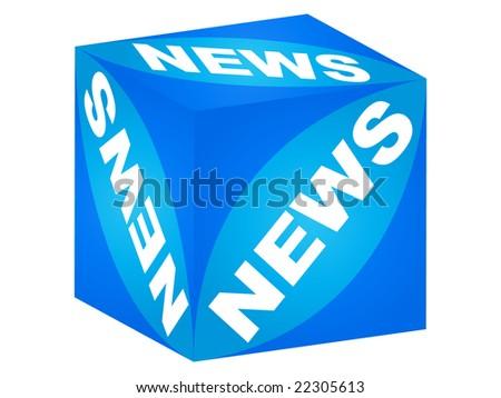 news box - stock photo