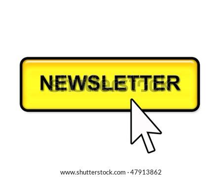 newsletter - stock photo