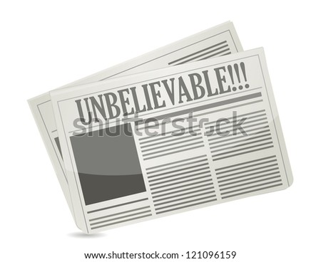 Generic Newspaper Headline