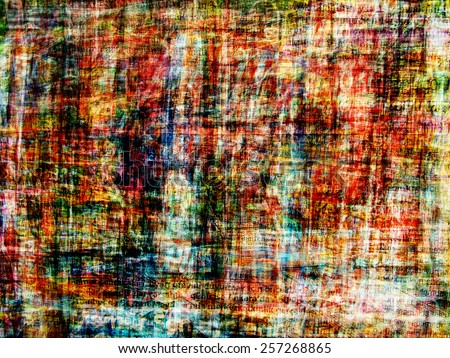 Newspapers and Magazines abstract background - stock photo