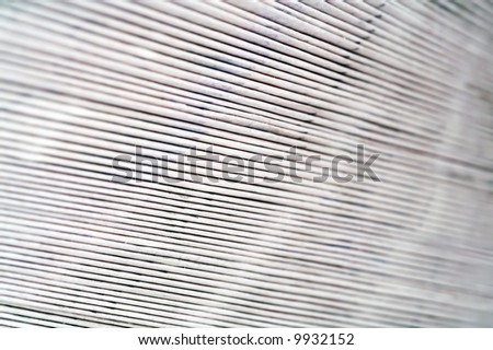 newspapers background - stock photo