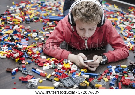 Next generation - stock photo