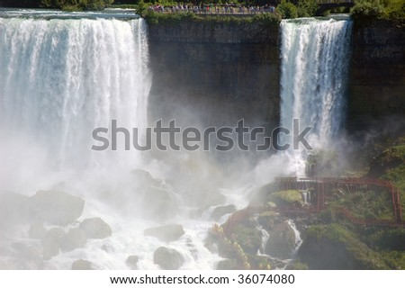 Niagara waterfall (US)