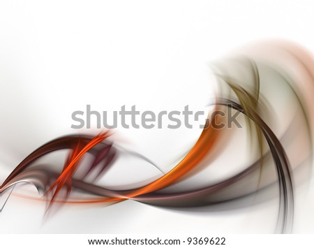 nice abstract design - stock photo
