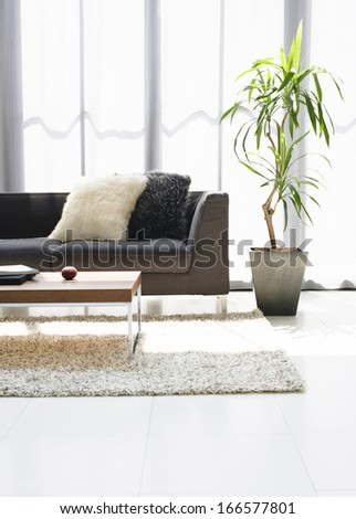 nice apartment - stock photo