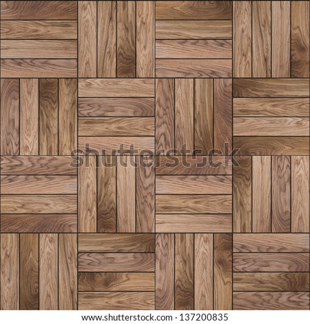 Nice Beige Parquet Floor. Highly Detailed Seamless Tileable Texture.