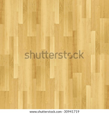 nice beige parquet texture - stock photo