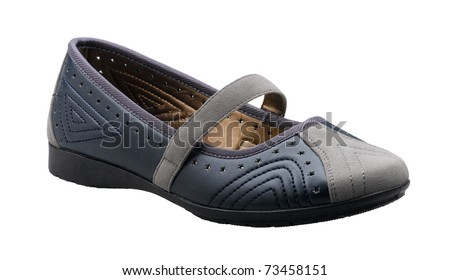 Nice leather casual shoe comfortable and compact for easy day