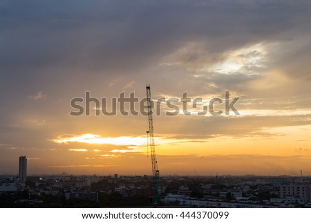 Nice sky and clouds,Sunrise,Sunset