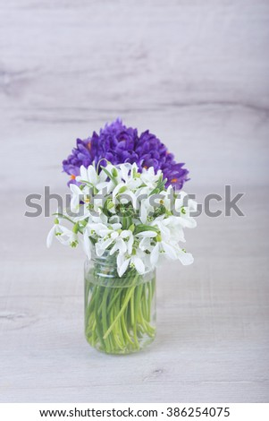 Nice wedding bouquet. Bouquet of flowers