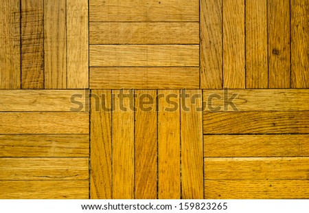 Nice wood Parquet Floor. Highly Detailed Seamless Tileable Texture - stock photo