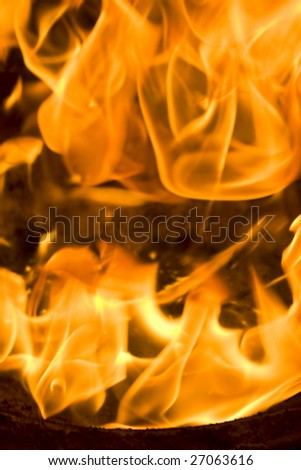 nice yellow fire 3