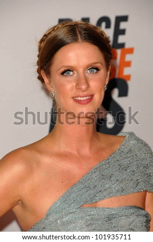 Nicky Hilton at the 17th Annual Race To Erase MS, Century Plaza Hotel, Century City, CA 05-07-10