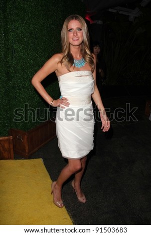 "Nicky Hilton at ""The World According to Paris"" Premiere Party, Roosevelt Hotel, Hollywood, CA 05-17-11"