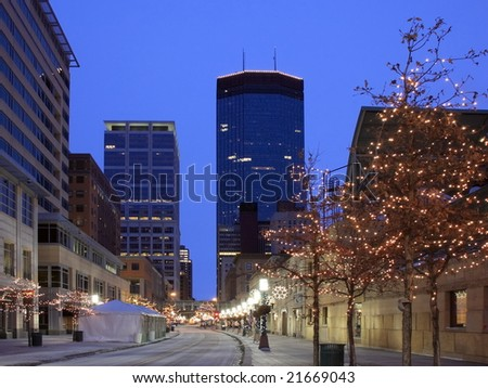 Christmas Lights Mn