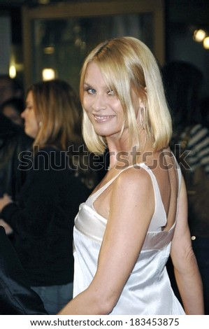 Nicollette Sheridan at OVER HER DEAD BODY Premiere, ArcLight Hollywood Cinema, Los Angeles, CA, January 29, 2008 P