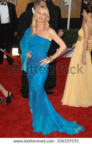 Nicollette Sheridan at the 15th Annual Screen Actors Guild Awards. Shrine Auditorium, Los Angeles, CA. 01-25-09