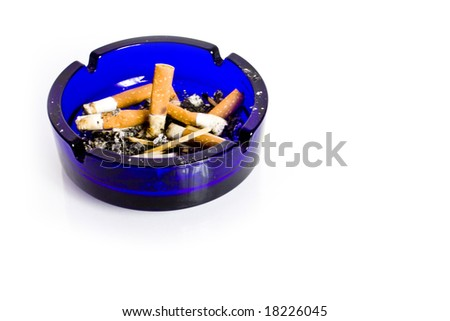 nicotine - stock photo