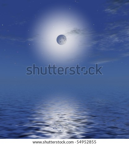 night - stock photo