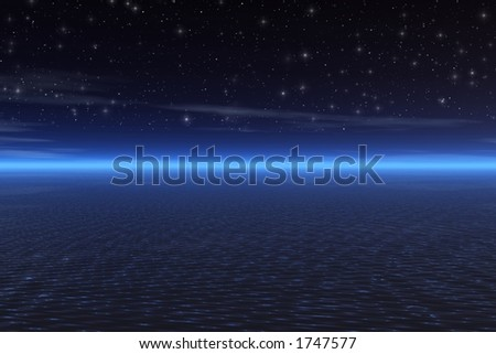 Night space
