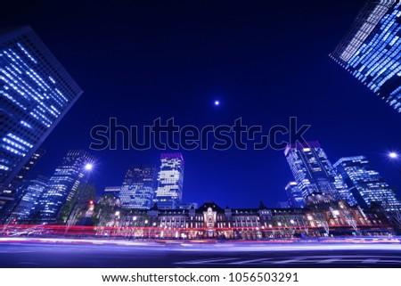 https://thumb7.shutterstock.com/display_pic_with_logo/167494286/1056503291/stock-photo-night-view-in-tokyo-1056503291.jpg