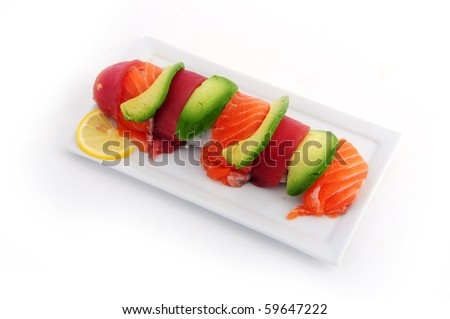 Nigiri - stock photo