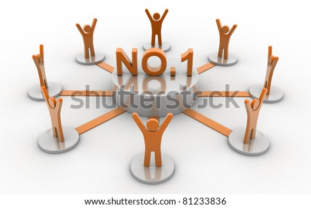 NO:1 business network