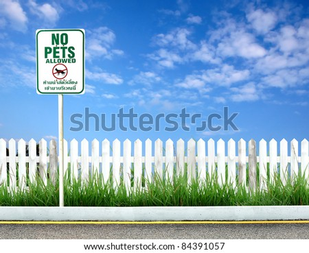 No pets allowed stock photos illustrations and vector art