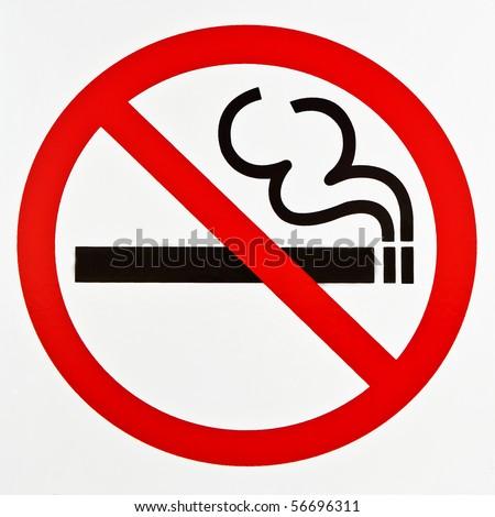 No Smoking - stock photo