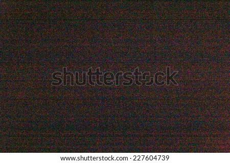 Noise Texture - stock photo