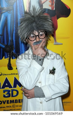 "Nolan Gould at the ""Megamind"" Los Angeles Premiere, Chinese Theater, Hollywood, CA. 10-30-10"