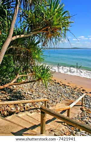Noosaville, Sunshine Coast, Australia - stock photo