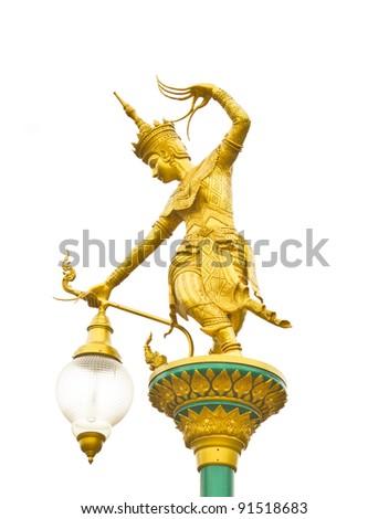 Nora Street Lamp - stock photo