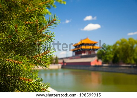 North Gate of Forbidden City
