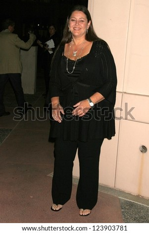 "NORTH HOLLYWOOD - NOVEMBER 09: Camryn Manheim at an evening with ""Boston Legal"" presented by The Academy of Television Arts and Sciences on November 09, 2006 at Leonard H. Goldenson Theater."