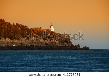 Northern lighthouse