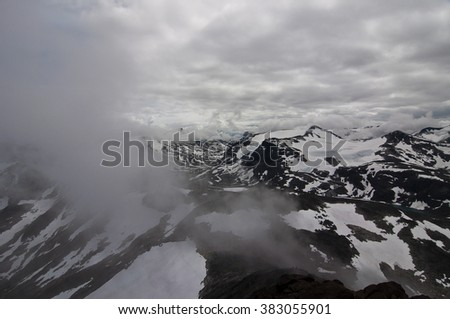 Norway, Jotunheimen  National Park / Jotunheimen  National Park is a national park in Norway, recognized as one of the country's premier hiking and fishing regions.