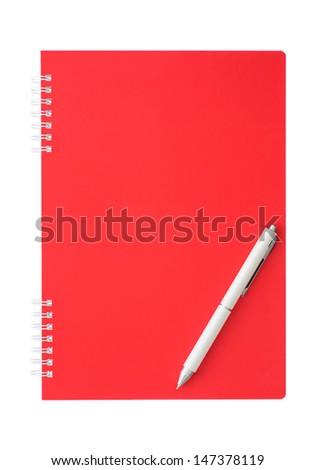 note pad - stock photo