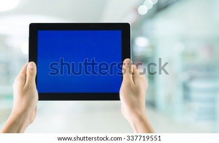 Note Pad. - stock photo