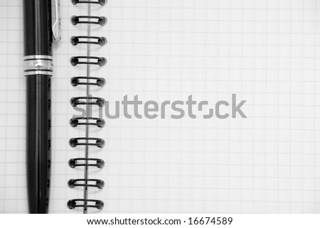 note-pad background