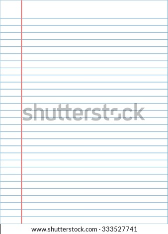notebook page template stock illustration 333527741 shutterstock