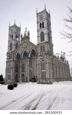 Notre-Dame Basilica-Cathedral (Quebec City)